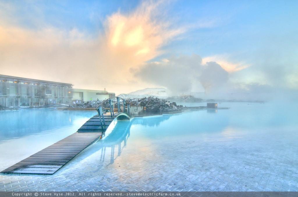Blue Lagoon Spa Reykjavik