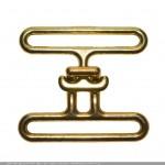 OPAS Brass Horse Blanket Clasp