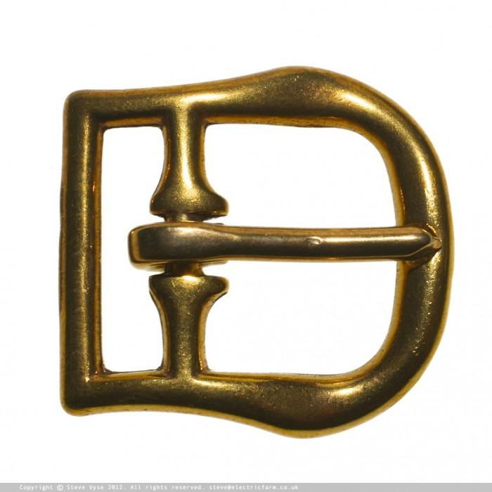 OPAS Brass Buckle
