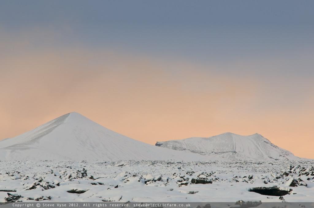 Dormant Volcanoes Iceland