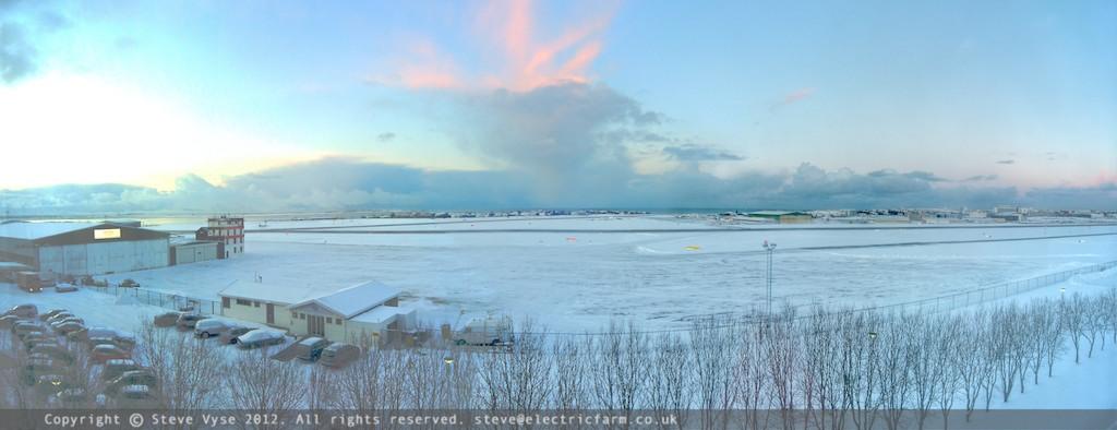 Reykjavik Airfield Panorama