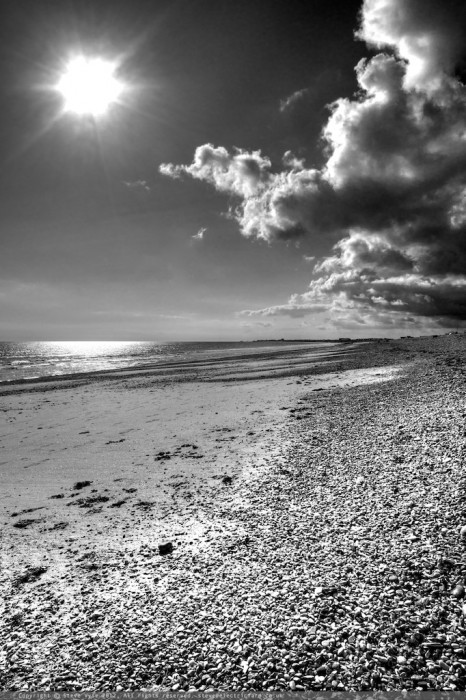 Shoreham Beach - Looking West