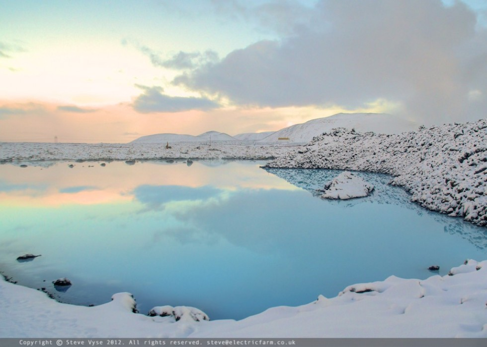 Thermal Springs Iceland