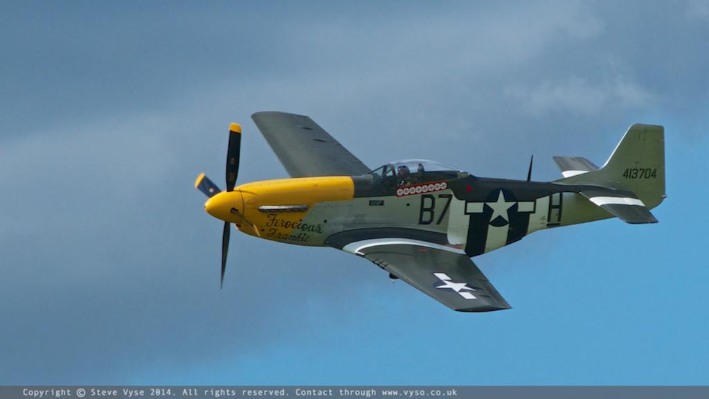North American P-51D Mustang 44-73149