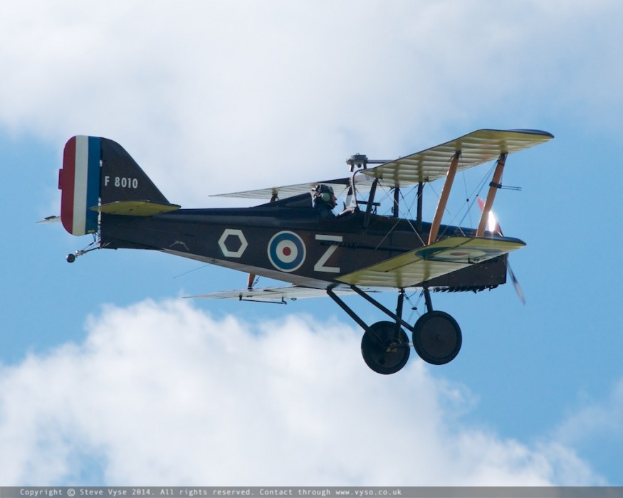 Great War Display Team - RAF SE5a